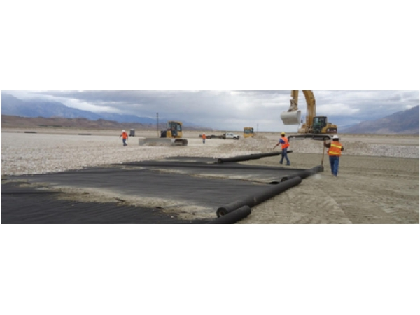 Owens Lake Dust Mitigation Project